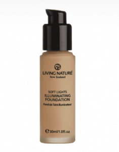 Living Nature Soft Lights Illuminating Foundation - Evening Glow https://www.livingnature.com/products/illuminating-foundation-evening-glow