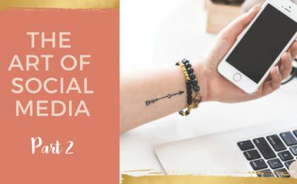 Blog Header Art of Social Media 2