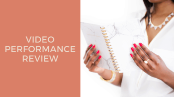 Video Performance Review 2019