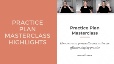 Practice Plan Masterclass Highlights