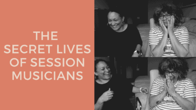 The Secret Lives of Session Musicians